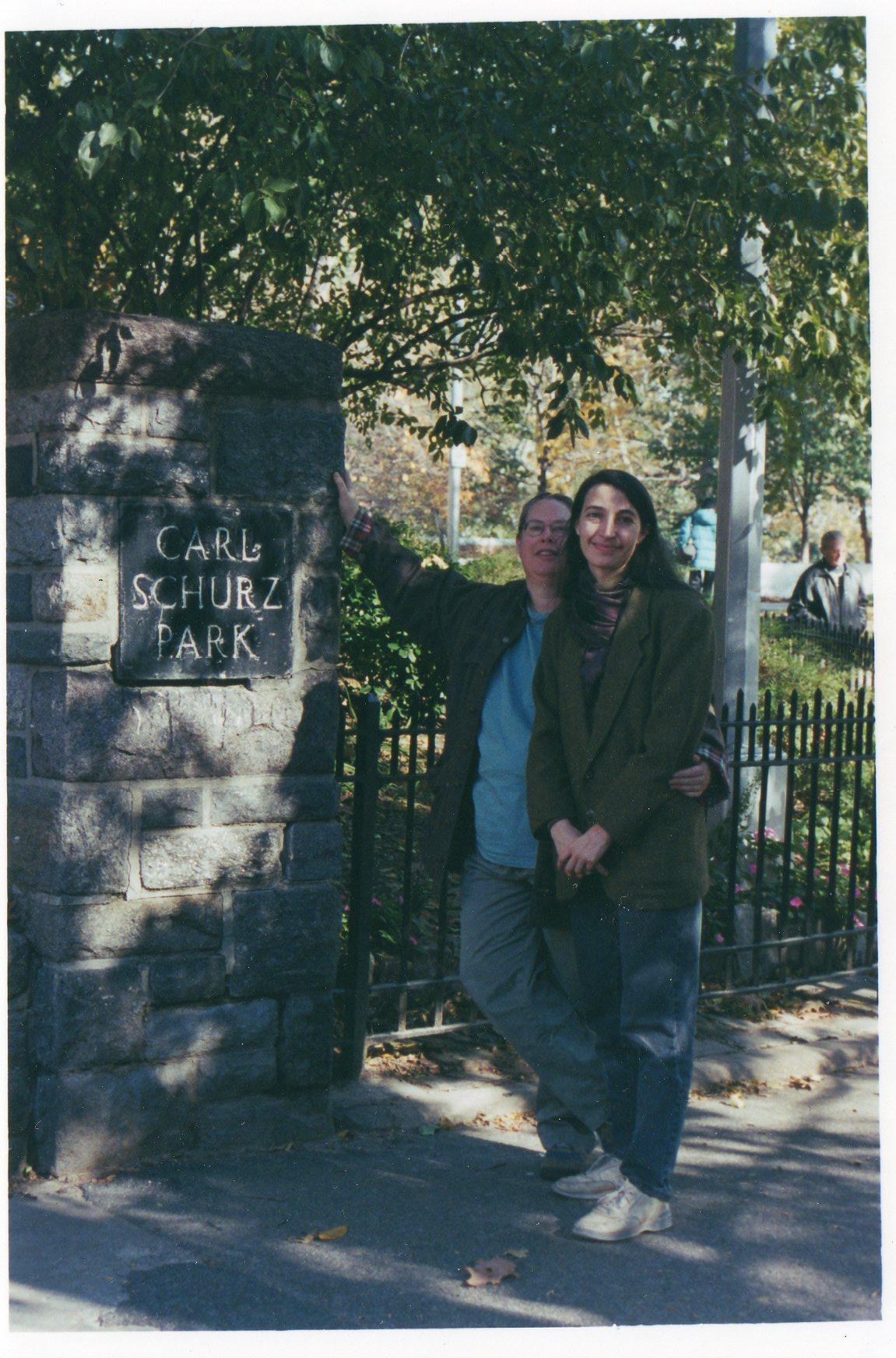 carl schurz park gate