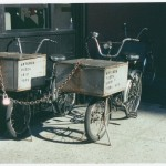 delivery bicycles